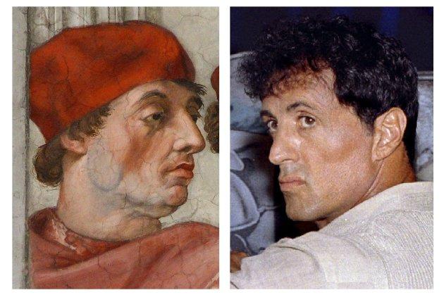 Sylvester Stallone Berasal Dari Abad 16? [ www.BlogApaAja.com ]