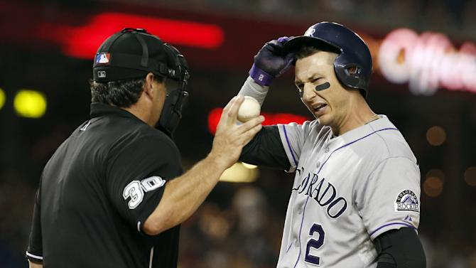 Tulowitzki takes another day off with tight groin