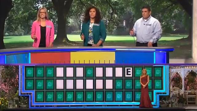 Man Makes 'Wheel of Fortune' History After Amazing Guess
