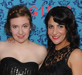 'Girls' Lena Dunham And Jenni …