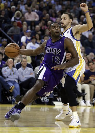 Kings beat Warriors 105-98 to take season series