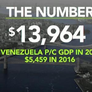Will Low Oil Prices Impact Venezuelan Elections?