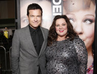 Jason Bateman and Melissa McCarthy attend the world premiere of &quot;Identity Thief&quot; at the Mann Village Westwood, Monday, Feb. 4, 2013, in Los Angeles. (Photo by Todd Williamson/Invision/AP Images)