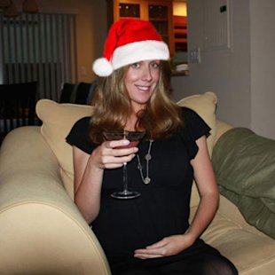 Holiday pregnancy