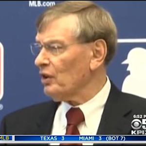 MLB Commissioner Selig Addresses A's Stadium Situation In Oakland Visit