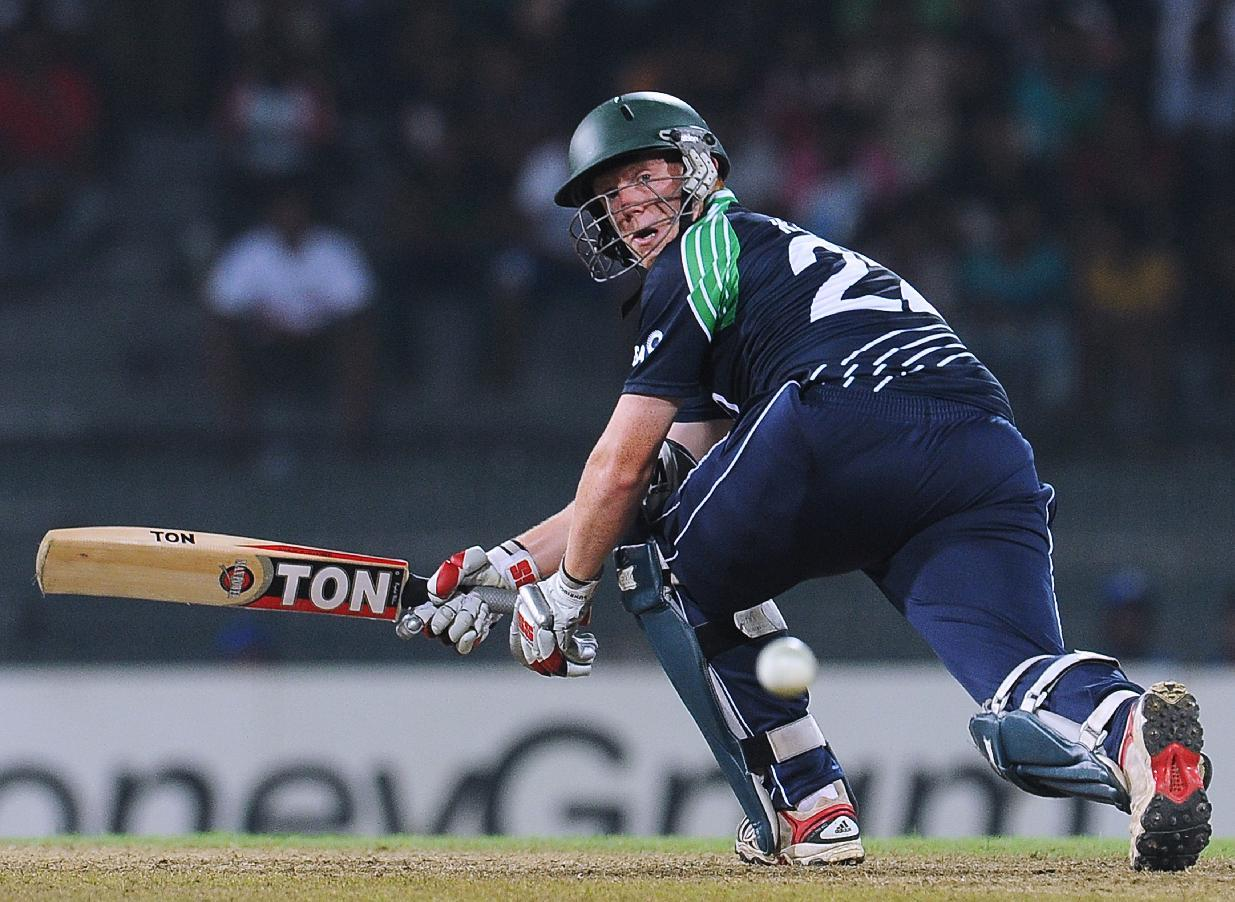 Ireland target more shocks, Test status
