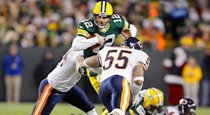 MVP Meter: Rodgers building case to repeat