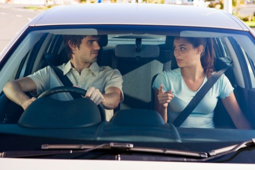 The argument about whether men or women are the best drivers has rumbled on for years - and a survey by authorities in the UAE has only added to the debate.