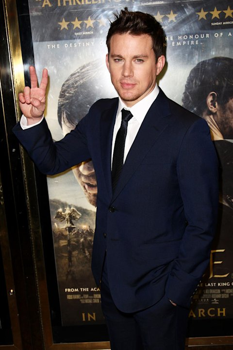 Channing Tatum Eagle Pr