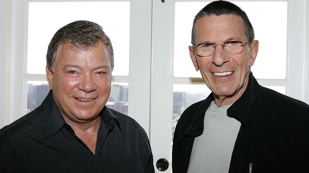William Shatner Remembers Leonard Nimoy's 'Compassion and Dedication' on Twitter