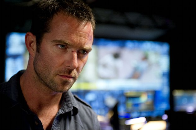 "Sullivan Stapleton  stars as Scott in ""Strike Back."""