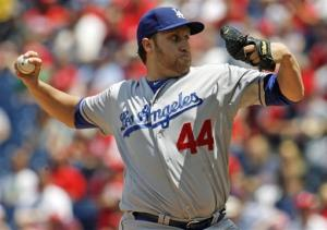 Dodgers complete 4-game sweep at Phillies