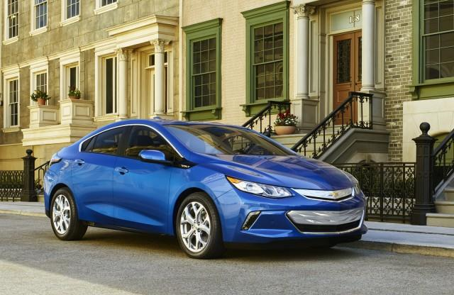 2016 Chevrolet Volt Priced $1,200 Cheaper Than 2015 Model, Starts At $33,995