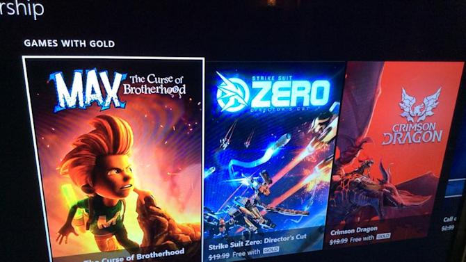 Leaked promo reveals a sweet new Xbox One feature you won't see on the PS4