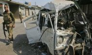 Pakistan Bomb Kills 16 At Anti-Taliban Office