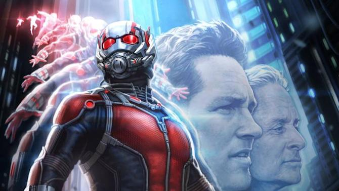 'Ant-Man' punches above his weight in debut weekend