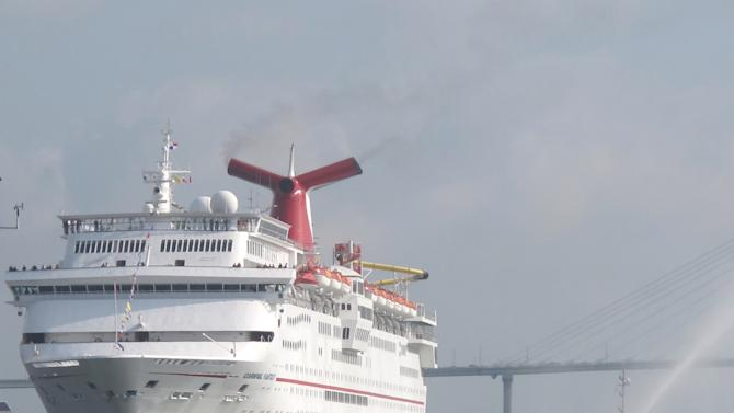 Conference on cruises in historic ports set for SC