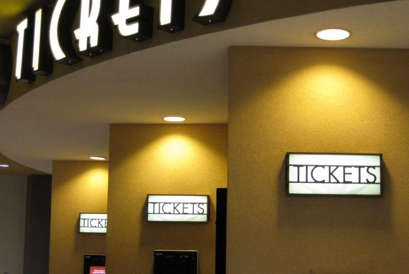 Movie theaters in China are beating the US for the first time ever