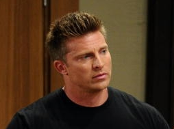 Steve Burton Checks Out of …