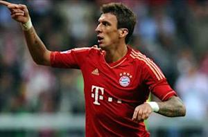 Stuttgart 0-2 Bayern Munich: Mandzukic and Muller restore 11-point advantage