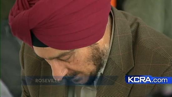 Sikh temple holds 3-day vigil for Sandy Hook victims