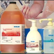 Ecolab, 3M Assist In Ebola Fight
