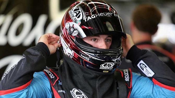 Dillon wins pole for History 300