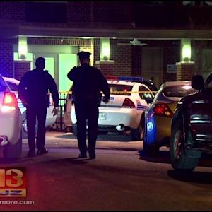 Details Released On Thursday's Police-Involved Shooting In Baltimore