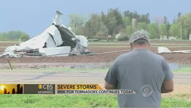Tornado-prone areas: What to expect