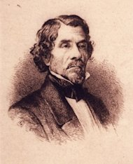Retrato de Eugne Delacroix