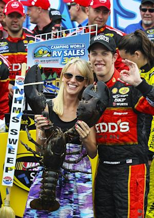 Hendrick and Penske headed for tight title fight