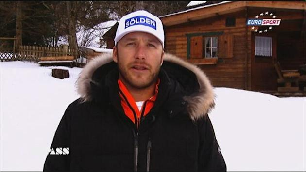 Alpine Skiing - Bode Miller chats to Ski Pass
