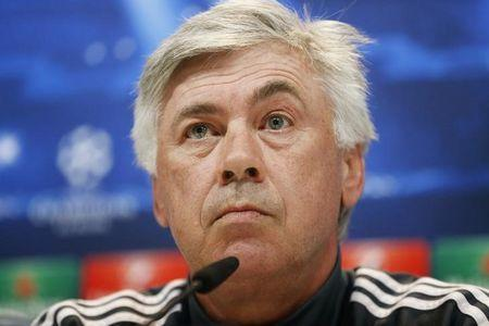 Real sack coach Ancelotti after mediocre season