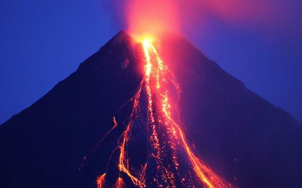 Earth's Forecast Looks Warm and Full of Volcano Eruptions