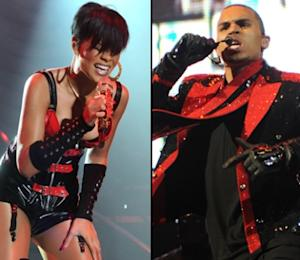 Rihanna/Chris Brown -- Composed by AccessHollywood.com