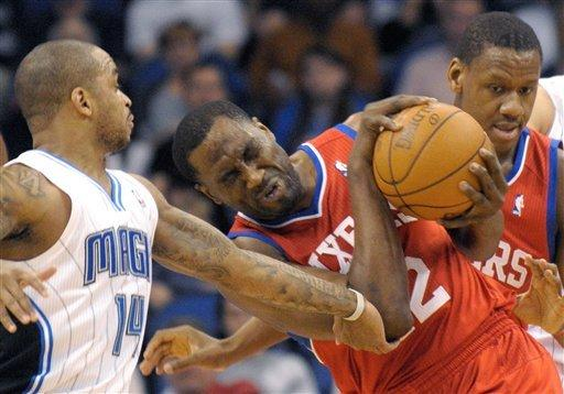 Magic hit 15 3-pointers and run past 76ers, 103-87