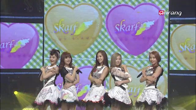 Simply K-Pop : ♬ SKARF - Luv Virus