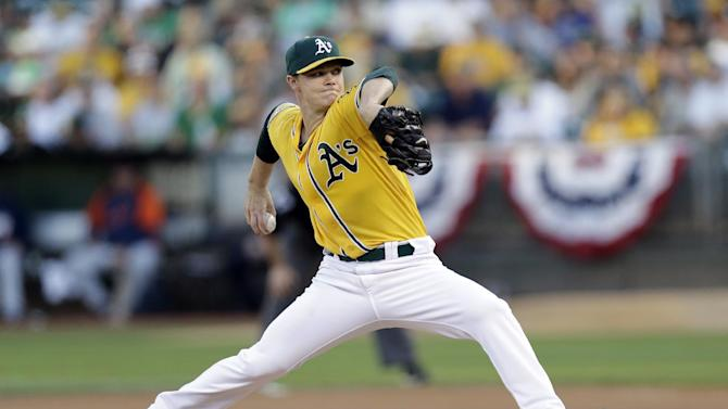 A's right-hander Sonny Gray has left thumb surgery