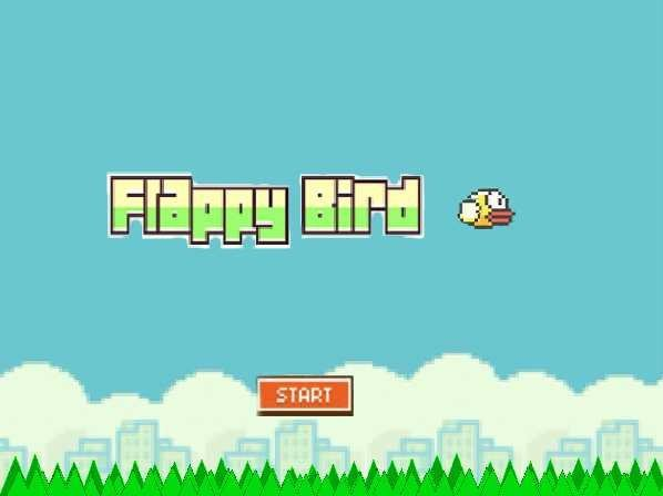 Flappy Bird site