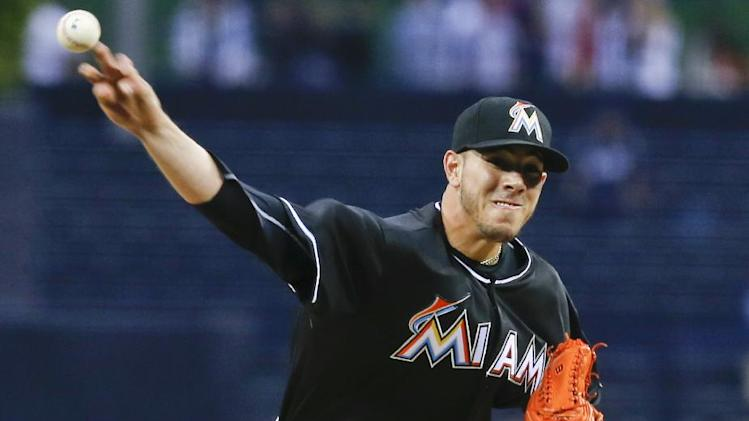 Jose Fernandez to DL with right elbow sprain; Tommy John surger…