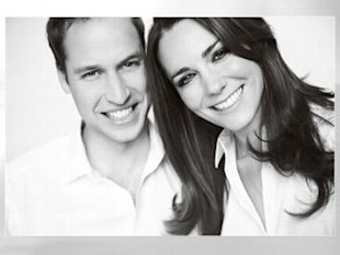 Prince William and Kate Middleton. Photo: ABCNews.com