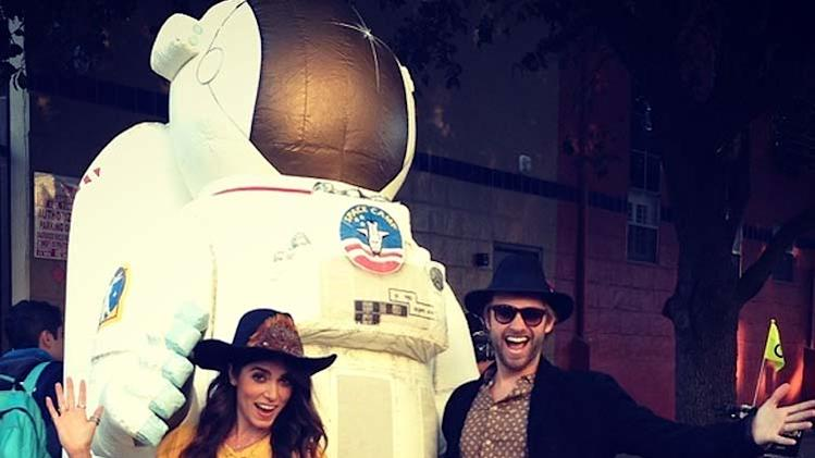 Nikki Reed and Paul MacDonald