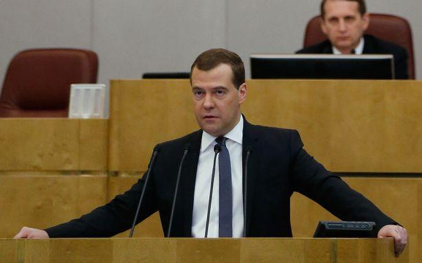 The NSA Spied on Dmitry Medvedev, Too