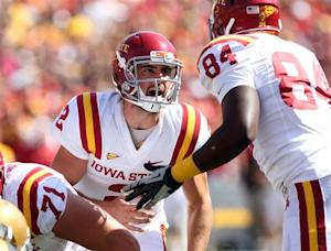 Iowa State holds off Iowa 9-6