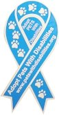 Adopt Pets with Disablities Magnet, $6