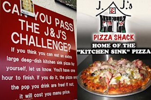 The J&J's Kitchen Sink Challenge