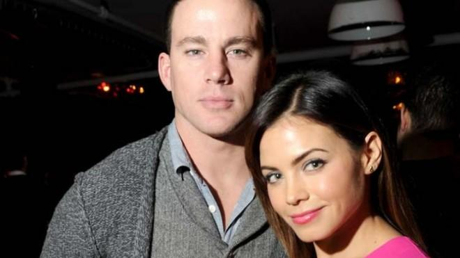 Channing Tatum and his wife are reportedly expecting their first child.
