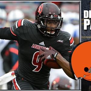 120 NFL Mock Draft: Cleveland Browns Select DeVante Parker