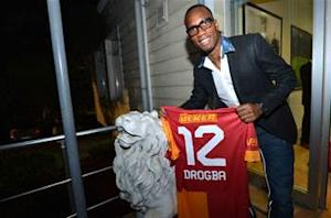 FIFA confirms license for Drogba's Galatasaray move