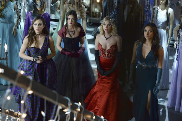 More Mystery To Come On 'Pretty Little Liars' — New York PaleyFest